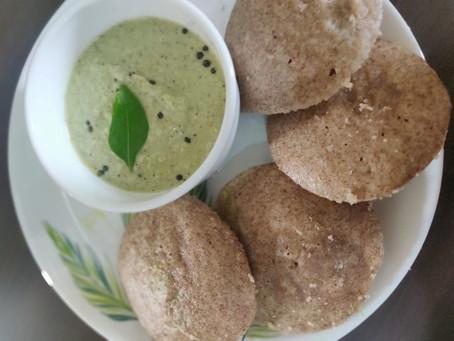 Recipe: Panchratna Idli
