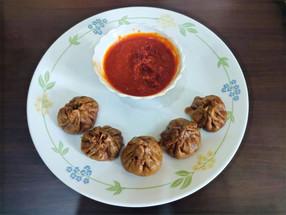 Recipe: Ragi & Whole Wheat Paneer Momos