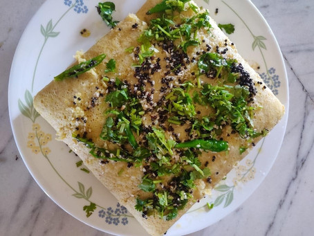 Recipe: Little Millet Dhokla