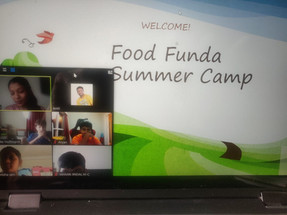 Food Funda Summer Camp is here again! Enroll your Kid today.