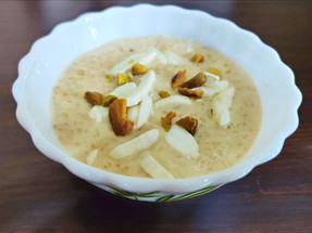 Recipe: Millet Kheer
