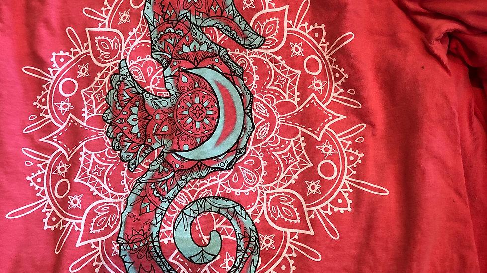 Tortuga Moon LS Seahorse T-shirt
