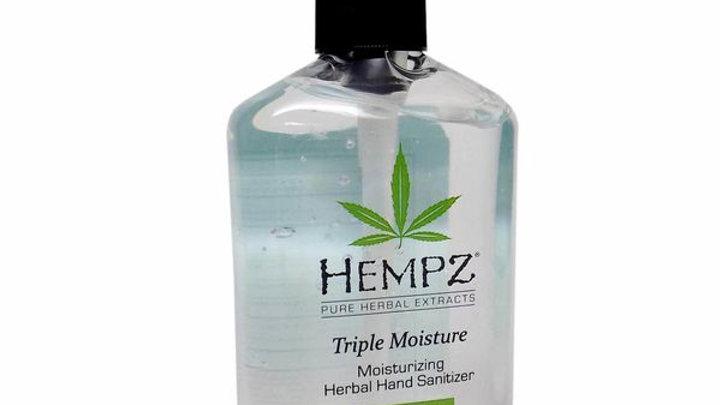 Limited Edition 8.5oz Hempz Hand Sanitizer