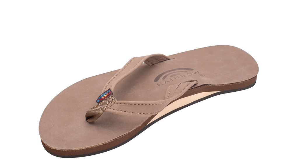 Womens The Catalina- Single Layer Arch Support Tapered Strap
