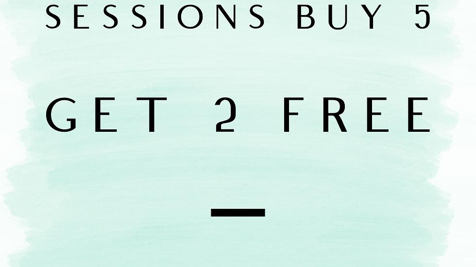 Buy 5 Horizon Sessions get 2 free