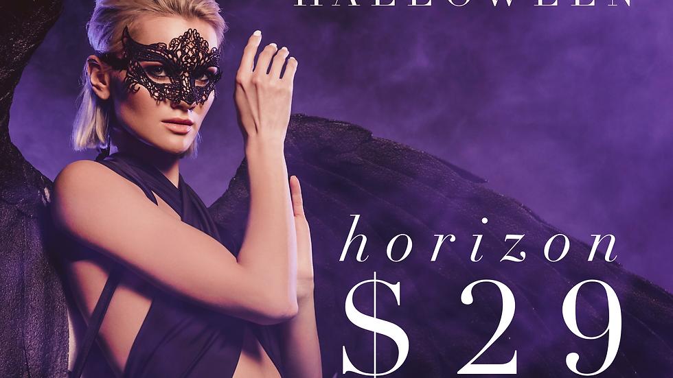 Tan Till Halloween Horizon Beds