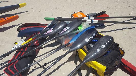 wing paddle, Orka, Gpower, Stellar