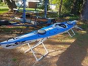 Stellar S16 Advantage, sea kayak