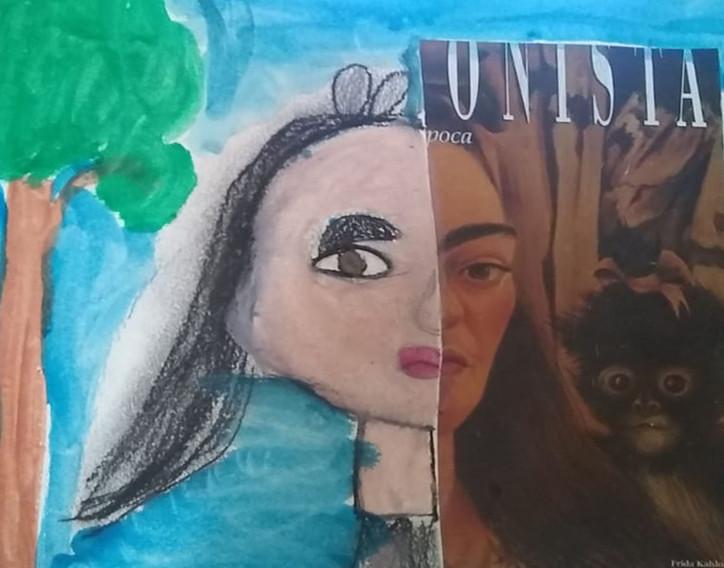 Regina Durazo 6 años