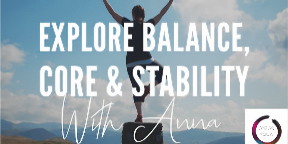 Explore Balance, Core and Stability