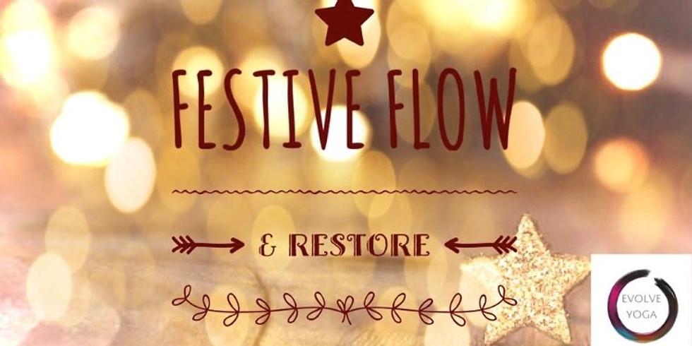 Festive Flow & Restore
