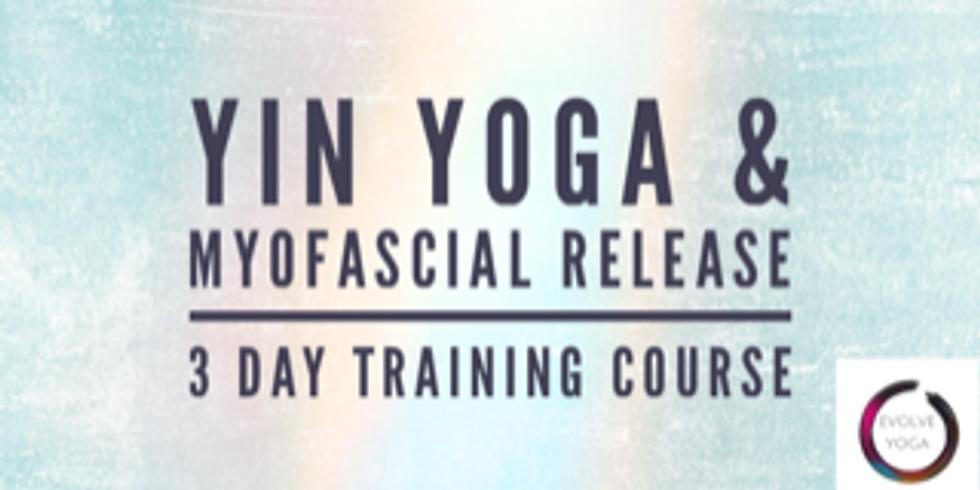 Yin & Myofascial Release Training