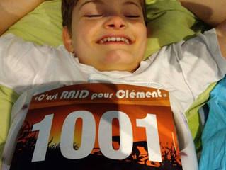 """2nd édition """" C'est RAID pour Clément 2018 """""""