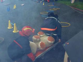 Parcours Mini Pompier