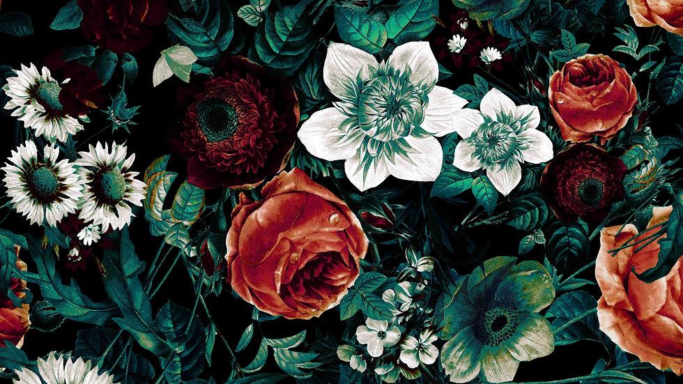 Midnight Garden VIII