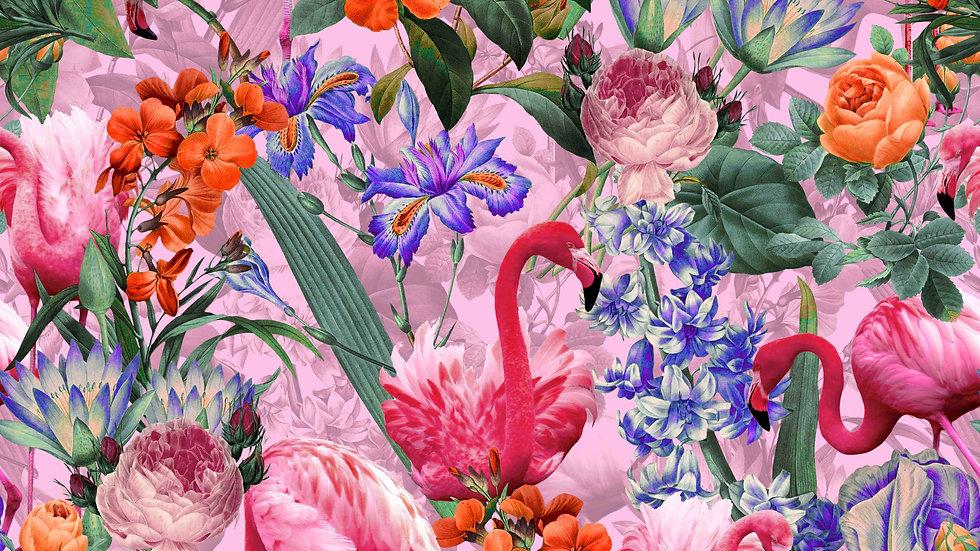 Flamingos Botanical Garden