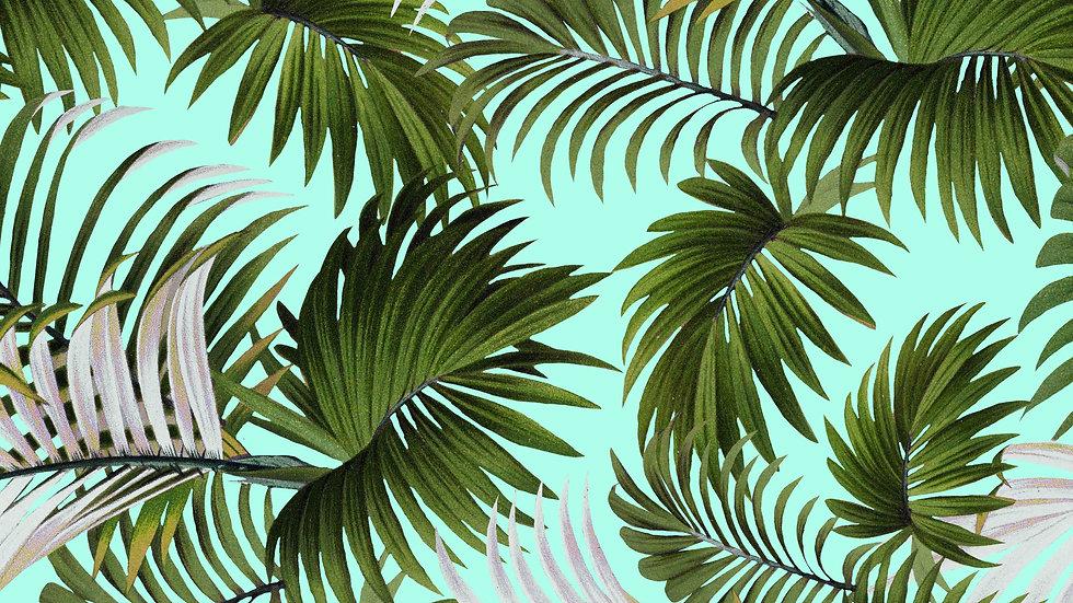 Tropical Leaf Pattern II