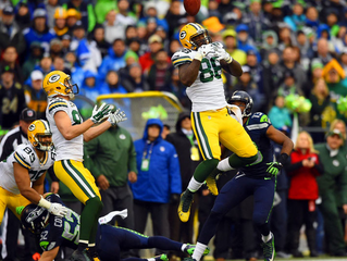 Brandon Bostick Shares His Thoughts on Super Bowl Loss