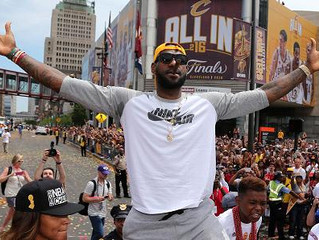 Why We All Need To Be More Like LeBron James