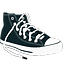 icon of a shoe