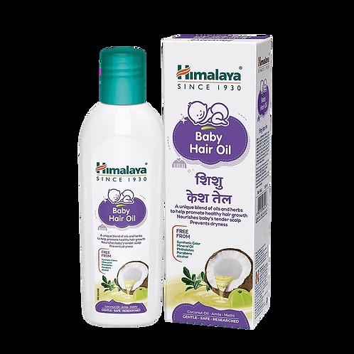 Himalaya Baby Hair Oil (200ml)