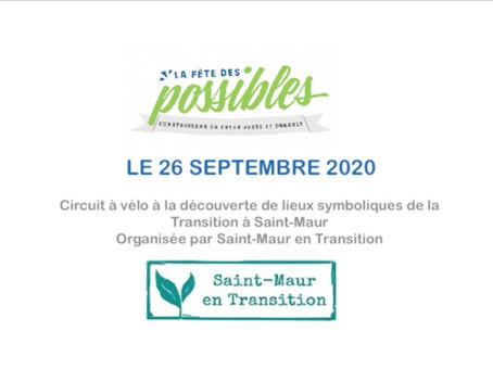 Fête des possibles 2020 à Saint-Maur - Version courte