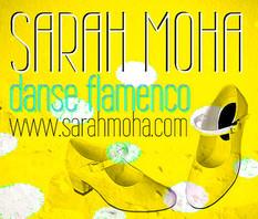 COURS DE DANSE FLAMENCO 2016/17 SARAH MOHA