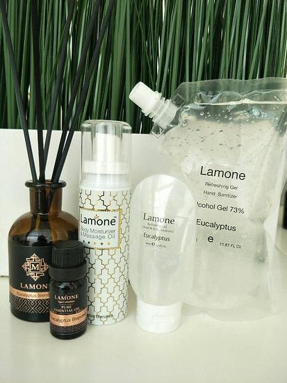LAMONE Spa Immunity Booster Set