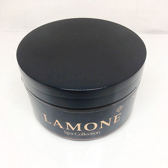Lamone Natural Body Scrub Himalayan 250g :Lemongrass