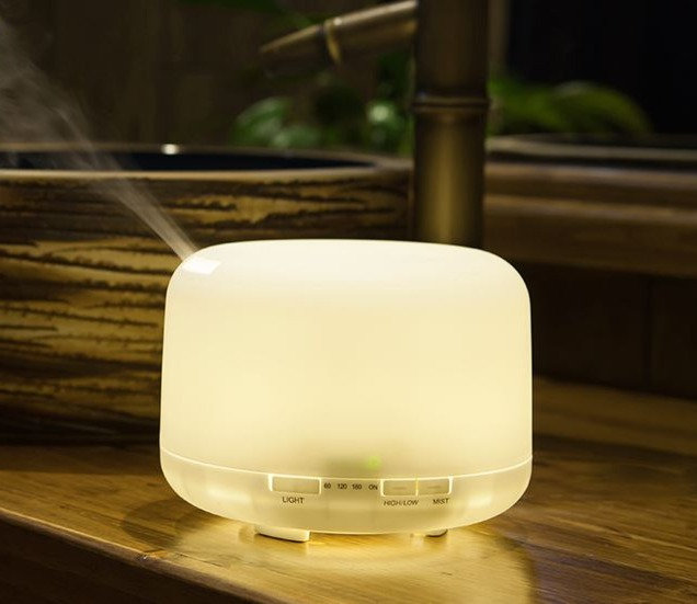 Electric Aroma Diffuser 500ml for 15-25m2 area