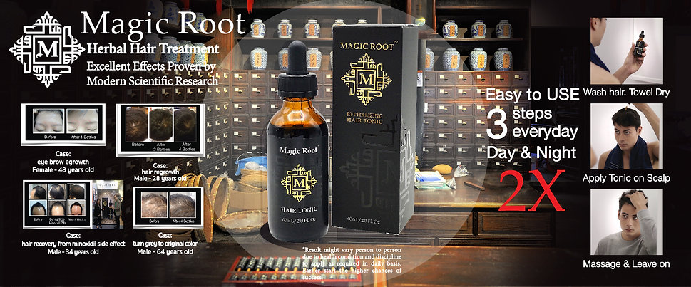 Magic Root Hair Revitalization Collectio