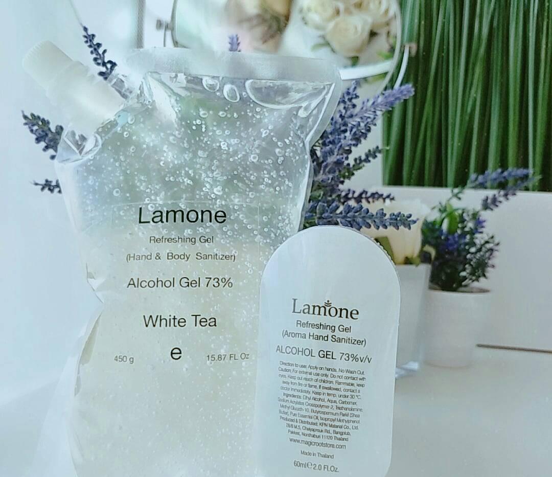 White Tea - Alcohol Gel