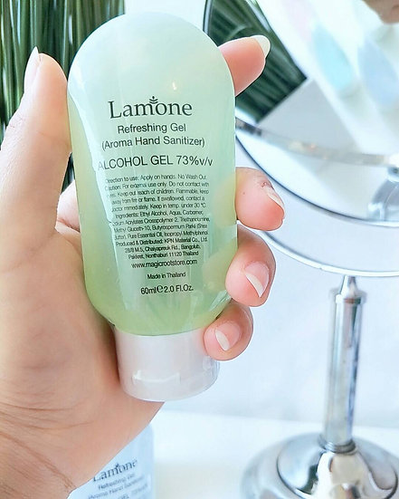 LAMONE Refreshing Aroma Hand Sanitizer 60ml