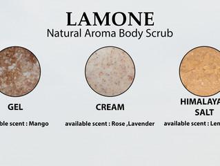 LamoneNatural Body Scrub