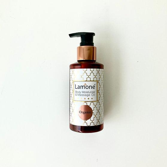 SS-Lamone Organic Massage Oil 150ml