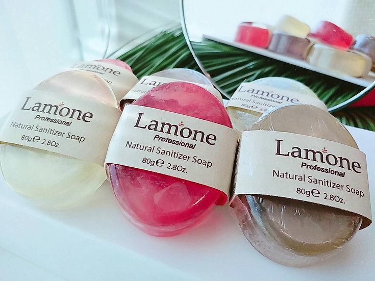 LAMONE Aroma natural sanitizer Soap Bar 80g