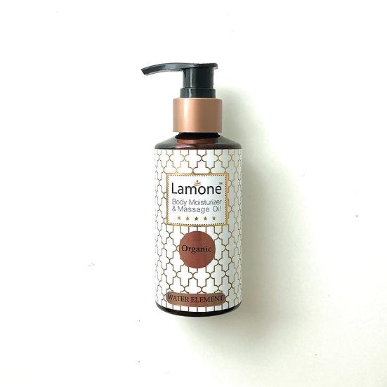 Lamone Organic Massage Oil 150ml: Water Element