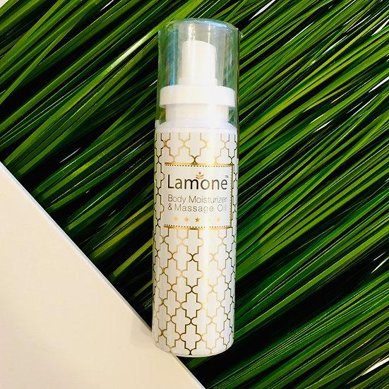 LAMONE Body Moisturizer & Massage Oil 100 ml