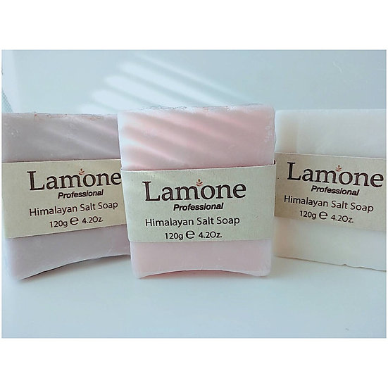 LAMONE Himalayan Salt Soap120g