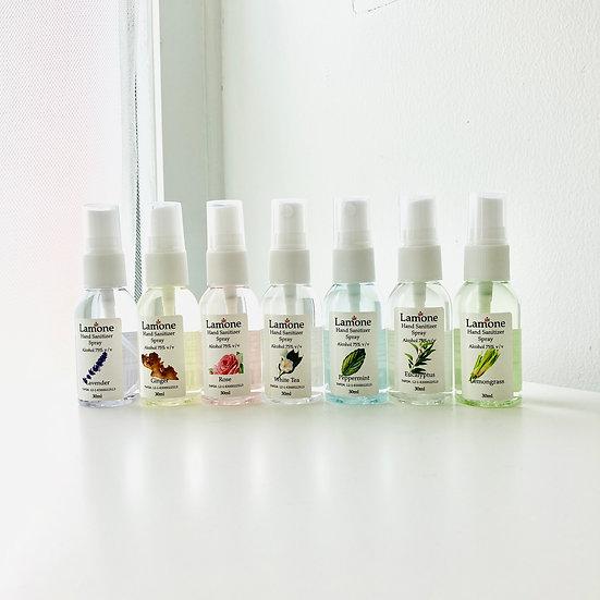 75% v/v Alcohol Spray (Hand Sanitizer) 30ml