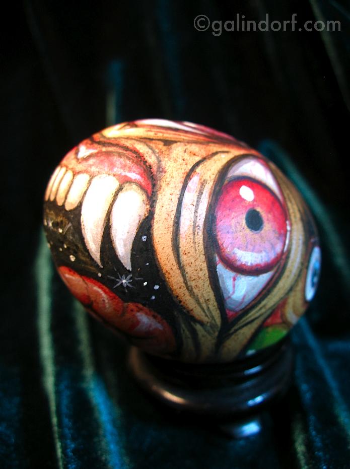 Seraph Egg View 3