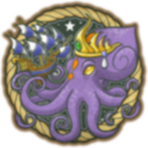 Octopus Royalty Logo TM