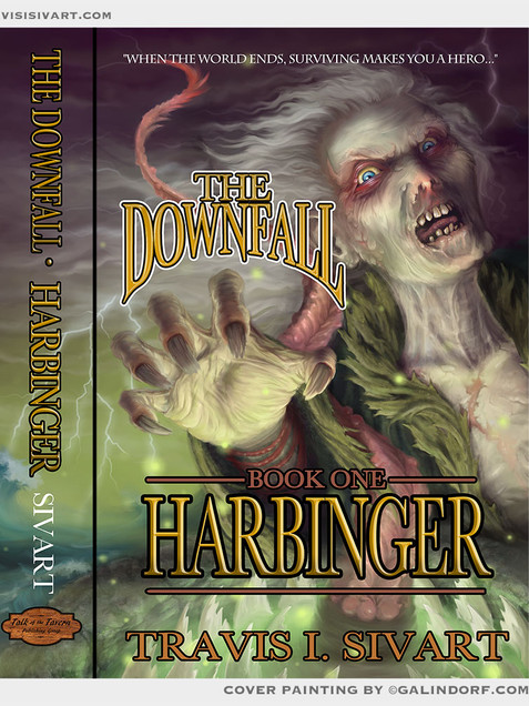 Harbinger Book Cover