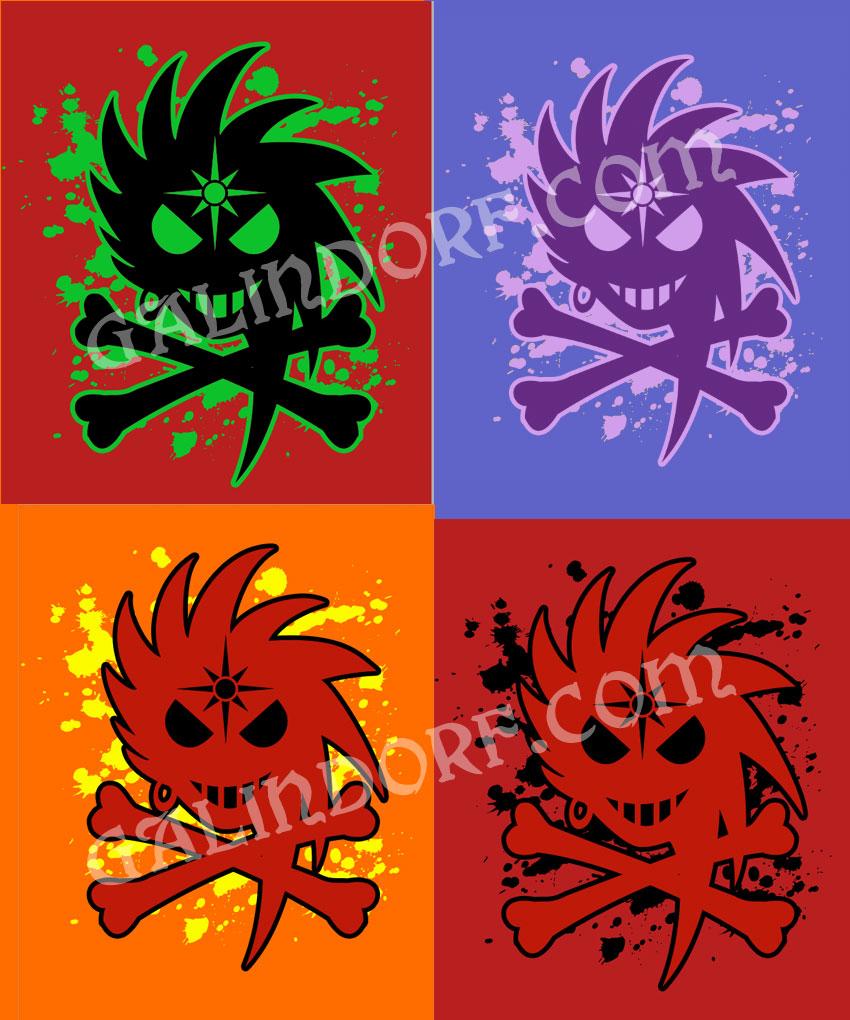 Solar Pirate Logo