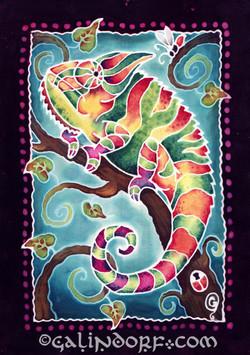 Silk Chameleon