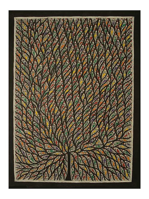 Madhubani -Tree of Life