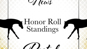 Honor Roll Standings Posted!