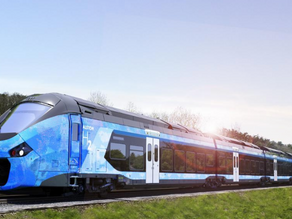 First order of hydrogen trains in France – a historic step towards sustainable mobility