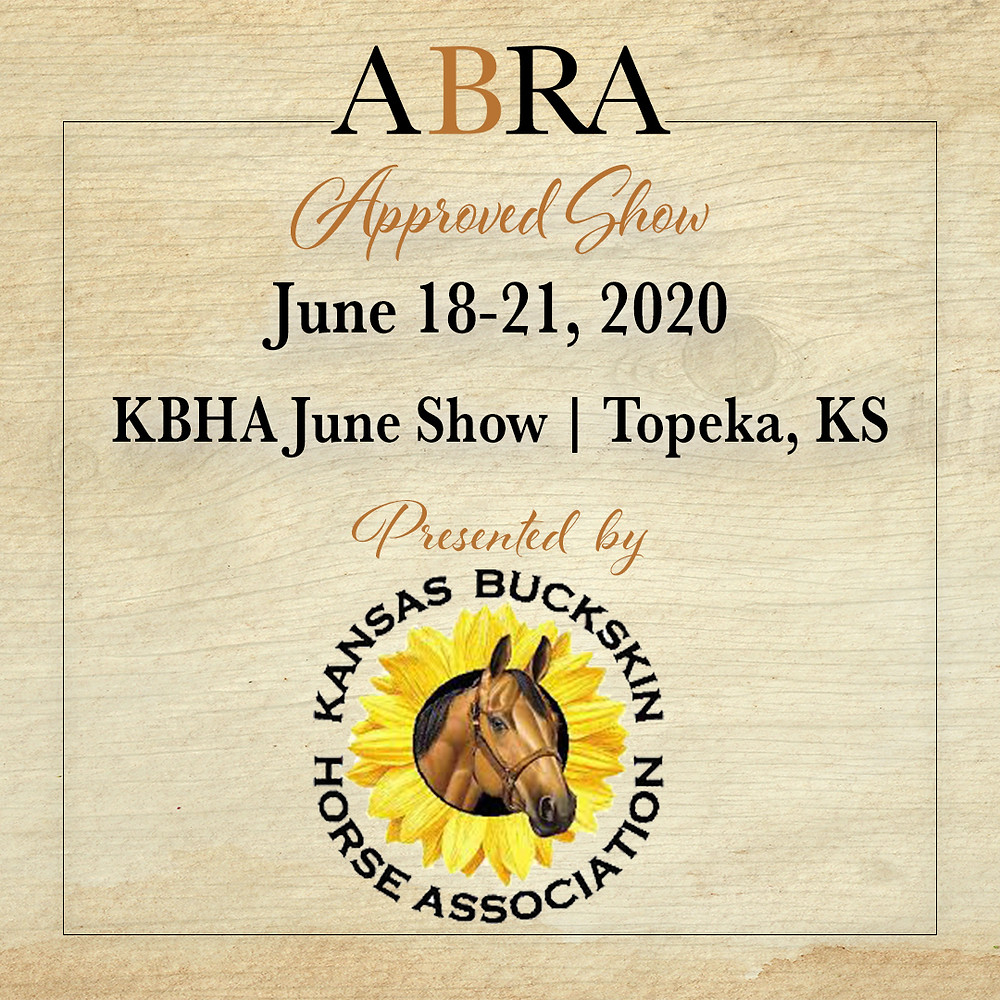 KBHA June show graphic