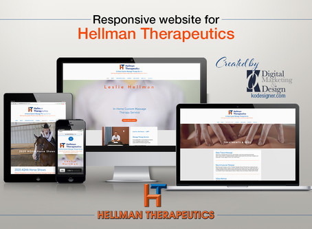 Hellman Therapeutics get a New LOOK!